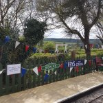 Miniature Railway by Ropley Station