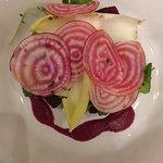 Rootbeet salad