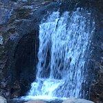 parte de la cascada