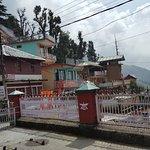 @Bhagsu temple