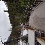 Bow Falls in Banff, AB, Canada