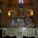 Peana procesional