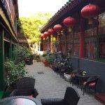 Double Happiness Beijing Courtyard Hotel Foto