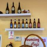 Φωτογραφία: Bouncing Log Cafe