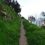 Path back to B&B Monica from Sant' Agnello