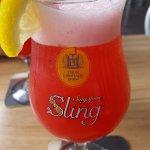 Sque Rotisserie Singapore Sling