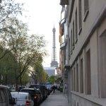 Foto de Hotel Villa Saxe Eiffel