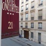 Photo de Hotel Concortel
