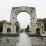 Christchurch - Bridge of Remembranc