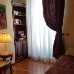 Suite con balcón - 2do ambiente