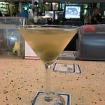 The best dirty martini I have ever had along with the best seafood ever!! Along, with the seafoo