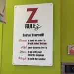 Follow th e Z rules please