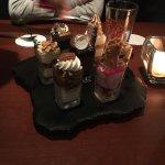 The dessert tray!!