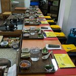 Personal cooking stations and recipe book