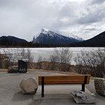 Vermilion Lakes. Banff, AB, Canada