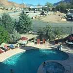 Motel 6 Moab - the pool