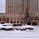 Photo de Hotel Mori no Kaze Ousyuku