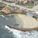 La Jolla's Seal Rock.