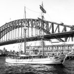Sydney Harbour Tall Ships Foto