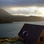 A fantastic place from which to explore Sutherland but frankly it was hard to beat the view from