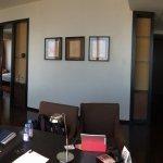 Great corner suite