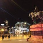 Photo de Macedonia Square