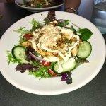 Special dish: Moroccan Chicken Salad.