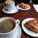 Coffee and Estonian Pastries