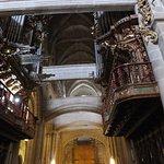 Interior catedral Tui