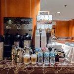 Starbucks Coffee at Executive Lounge