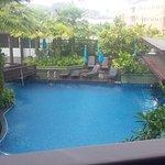 Foto de Patong Merlin Hotel