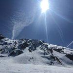 Un super domaine. Merci l ecole de ski qui est fabuleuse et merci a mon prof alain