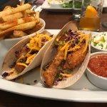 Fish taco. Delicious