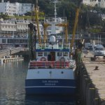 Brixham trawler ..