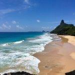Photo de Cacimba do Padre Beach