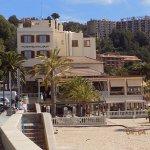 Amazing hotel and beach