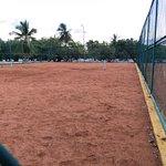 tennis court??