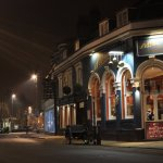 d'Arry's by night