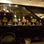 Dessert display at PS Cafe