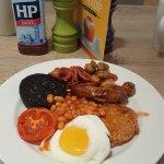 Full English Breakfast - Lovely!