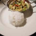 Thai Green Curry - Delicious!