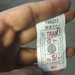 5 Rupees Ticket