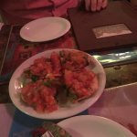 one of four bruschetta starters, we loved it so much we ordered it twice...there were 7 of us