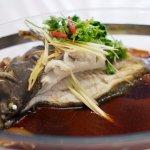 Ikan Kerapu Macan Steam ala Hongkong
