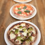 Artisan Pizzas available most nights