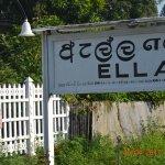 Ella most tourist attraction  in Sri Lanka