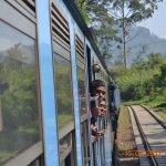 Train journey to Bandarawela