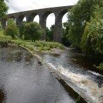 Greenway_Kilmacthomas viaduct, Mahon river