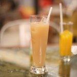Tasty Ginger juice