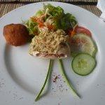 BB's Crabback, the signature dish